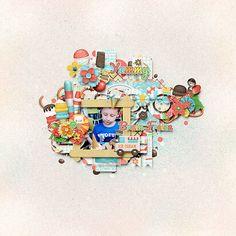 "Photo from album ""Brain Freeze"" on Yandex. Freeze, Digital Scrapbooking, Brain, Yandex Disk, Album, Scrapbook Kit, Ice Cream, Happy, Art"