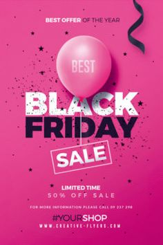 Black Friday sale flyer Black Friday Sale Card Design Template perfect to promote Sales, Special Offers and Thanksgiving Sales ! Design Web, Design Shop, Graphic Design, Black Friday Ads, Black Friday Shopping, Best Black Friday, Black Friday Flyers, Web Banner, Sale Banner