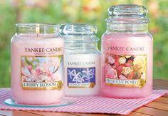 Yankee candles ❤