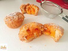 Muffin all'Albicocca Senza Burro - Dolci Senza Burro