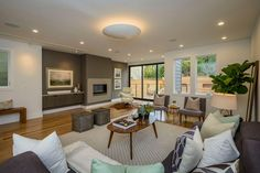 A contemporary urban oasis in Bernal Heights, San Francisco