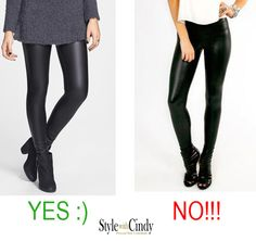 Classic Rules for Leggings!