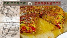 Veggie Spaghetti Omelette / Frittata Di Spaghetti / Our Favorite Brunch - YouTube Omelette, Frittata, Veggie Spaghetti, Sunday Brunch, Brunch Recipes, Vegetable Pizza, Channel, Vegetables, Breakfast