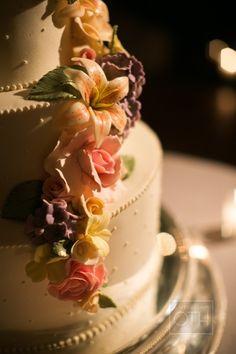Photography: Christian Oth Studio - christianothstudio.com Cake: Elegant Cheesecakes - elegantcheesecakes.com/   Read More on SMP: http://www.stylemepretty.com/2013/09/12/half-moon-bay-wedding-from-christian-oth-studio-lyndsey-hamilton-events/