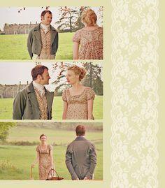 Emma & Knightley #janeausten
