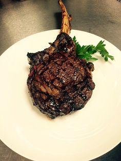 Tomahawk Steak #amazinglytender