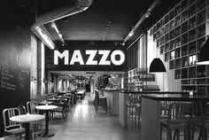 MAZZO -Stylish Italian in Amsterdam
