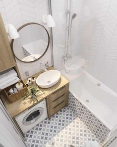 Modern Bathroom Decor, Bathroom Design Small, Bathroom Layout, Bathroom Interior Design, Small Bathroom Ideas, Bathrooms Decor, Bathroom Goals, Decorating Bathrooms, Small Space Bathroom