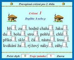 Výsledek obrázku pro párové souhlásky Word Search, Periodic Table, School, Children, Ideas, Cuba, Young Children, Periodic Table Chart, Boys