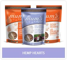 We LOVE Mum's Original products.  Ethical sourcing and superb quality!