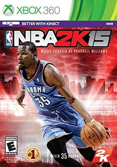 NBA 2K15 - Xbox 360 - $53.96