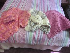 For sale on etsy and ebay  Baby Blanket Lap Stroller Afghan Hand Knit by HandcraftedInHebron