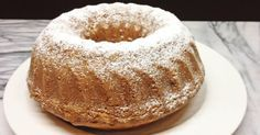 Apricot and lemon Bundt cake - perfect afternoon tea treat and so moist Lemon Bundt Cake, Pound Cake, Cake Recipes, Dessert Recipes, Ring Cake, Just Eat It, Hungarian Recipes, Winter Food, Cake Cookies