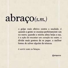 É sorrir com os braços :) #diadoabraco #vida #maisamorsemfavor #avidaquer #agentenaoquersocomida https://ift.tt/2J4kxlP