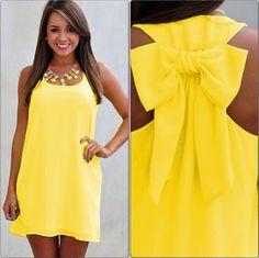 Sexy Women Summer Casual Sleeveless Party Evening Cocktail Short Mini Dress S-XL #Unbranded #Sundress #SummerBeach