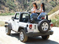 Nice jeep...LOL