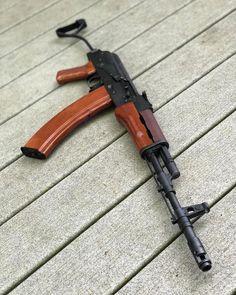 Cool Guns, Awesome Guns, Kalashnikov Rifle, Indoor Shooting Range, Ak 74, Rifles, Fire Powers, Assault Rifle, Guns And Ammo