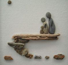 Formosa Casa: Arte Em Pedra De Sharon Nowlan!