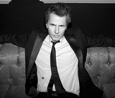 John Taylor of Duran Duran.  <3  Have had a crush on this man for yeeears.