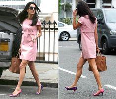 Los originales zapatos de Amal Alamuddin, la prometida de George Clooney, son FIGINI! www.figinifootwear.it