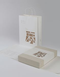 GUANGYUAN RAMIE TEXTILE- SHIRT PACKAGING by ONE & ONE DESIGN, via Behance