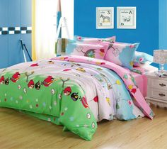 Angry Birds Green Style9 Angry Birds Bedding Set