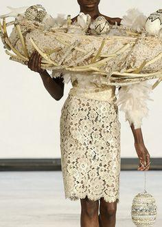 On Aura Tout Vu Haute Couture S/S 2011