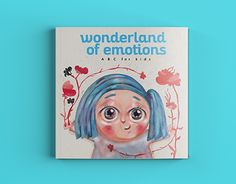 I have updated my previous project, Wonderland of Emotions. Working On Myself, New Work, Wonderland, Behance, Gallery, Illustration, Projects, Check, Character