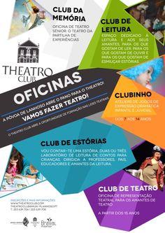 Diversos | Oficinas de Teatro | Póvoa do Lanhoso
