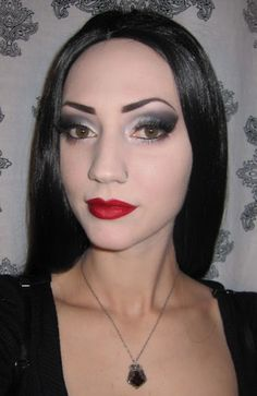 Halloween Costumes in Your Closet: Morticia Addams | cable car couture image consulting