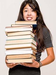 College Bound Reading List. Violet lets see how many of these u have read :)