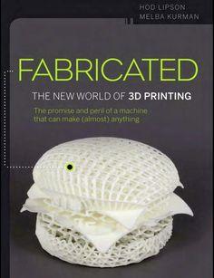 Ultimamente están apareciendo libros sobre impresión 3d destinados a un perfil mucho menos técnico de lo habitual, casi podríamos decir que están destinados al gran público, y a aficionados de todo tipo, sin necesidad de conocimientos previos. Entre estos últimos está, como no, el bestseller ...