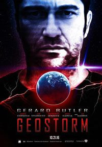 Geostorm (2017) Full Movie Dvd Online