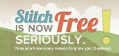 Great news for designers and retailers. StitchLabs is now Free! Honest. #StartUpFASHION