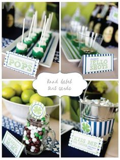 St. Patrick's Day Party! - Kara's Party Ideas - The Place for All Things Party