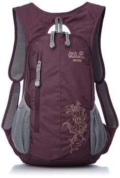 Jack Wolfskin Women's Ancona Rucksack >>> You will love this! More info here : Best hiking backpack
