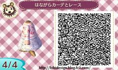A wide choice of qr codes for Animal Crossing New Leaf and Happy Home Designer Motif Acnl, Ac New Leaf, Happy Home Designer, Animal Crossing Qr Codes Clothes, Tumblr, Off Shoulder Sweater, A 17, Spongebob, Chanel