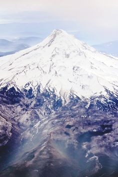 Mount Hood | Oregon (by Anna Ristuccia)