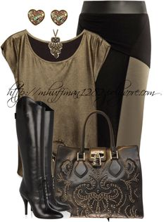 """""""Gucci Boots 2"""" by mhuffman1282 on Polyvore"""
