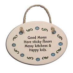 Good Mom Plaque - Femail Creations
