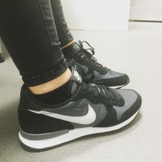 We're in our Nike's today. What's on your feet? Shout out to @kelshikari for the pic! #regram #internationalist