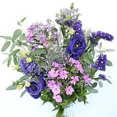 FiftyFlowers.com - Lavender Mist Table Centerpieces
