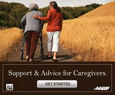 This site is not Alzheimer's Disease specific, however, it contains a great amount of caregiving information for caregiver's.  A part of AARP, but if you are not yet signed up for AARP (due to age) you may not be aware of this great resource.