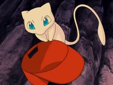 Mew with Ash's hat ^. Mew And Mewtwo, Pokemon Mew, Pokemon Pictures, Oldies But Goodies, Charizard, Ash Ketchum, Animation, Cartoon, Cool Stuff