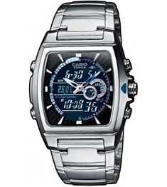 Casio men's watches are known for its style and reliability aspect. Casio watches for men are availa Stainless Steel Watch, Stainless Steel Bracelet, Relogio Casio Edifice, Luxury Watches, Rolex Watches, Cool Watches, Watches For Men, Casio Watch, Digital Watch