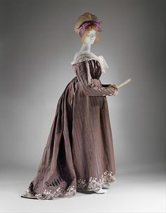 Round Gown 1795 The Metropolitan Museum of Art