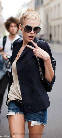 Street style ♥ na