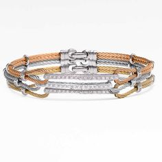 We are the leading retail jewelry store in High Point, North Carolina. Charriol Bracelet, Diamond District, Fire Heart, Cable Wire, Bangles, Bracelets, David Yurman, Precious Metals, Bling Bling