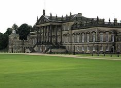 Wentworth Woodhouse.
