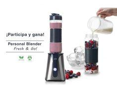 Participa y gana el nuevo Personal Blender de Lacor! Jr, Coffee Maker, Kitchen Appliances, Cooking, Ideas, Pageants, Goodies, Sweets, Free Samples